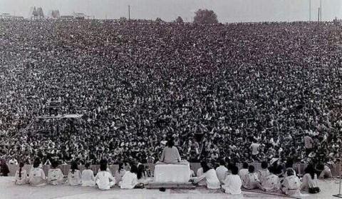 Woodstock Nation!